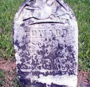 TEAL, EDWARD - Williamson County, Illinois | EDWARD TEAL - Illinois Gravestone Photos