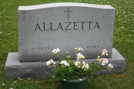 ALLAZETTA, JOSEPH - Winnebago County, Illinois | JOSEPH ALLAZETTA - Illinois Gravestone Photos