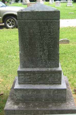BELFORD, MARY - Winnebago County, Illinois   MARY BELFORD - Illinois Gravestone Photos