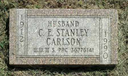 CARLSON, C. E. STANLEY - Winnebago County, Illinois | C. E. STANLEY CARLSON - Illinois Gravestone Photos