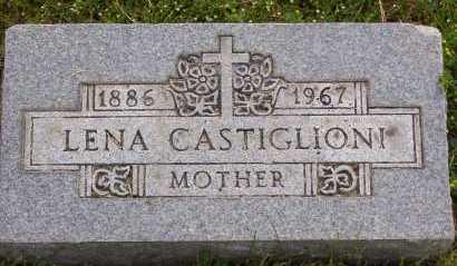 CASTIGLIONI, LENA - Winnebago County, Illinois | LENA CASTIGLIONI - Illinois Gravestone Photos