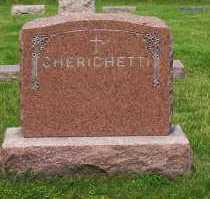 CHERICHETTI, LOUIS - Winnebago County, Illinois | LOUIS CHERICHETTI - Illinois Gravestone Photos