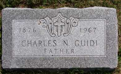 GUIDI, CHARLES - Winnebago County, Illinois | CHARLES GUIDI - Illinois Gravestone Photos