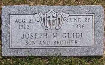 GUIDI, JOSEPH - Winnebago County, Illinois   JOSEPH GUIDI - Illinois Gravestone Photos