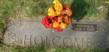 HOLCOMB, FRANCIS - Winnebago County, Illinois | FRANCIS HOLCOMB - Illinois Gravestone Photos