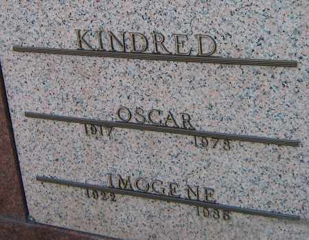 KINDRED, IMOGENE - Winnebago County, Illinois | IMOGENE KINDRED - Illinois Gravestone Photos