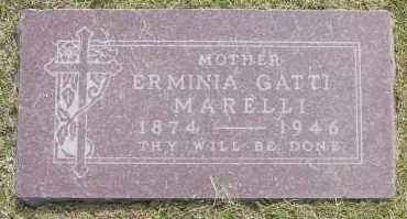 MARELLI, ERMINIA - Winnebago County, Illinois | ERMINIA MARELLI - Illinois Gravestone Photos