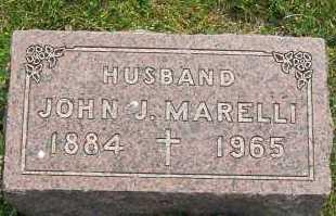 MARELLI, JOHN - Winnebago County, Illinois   JOHN MARELLI - Illinois Gravestone Photos