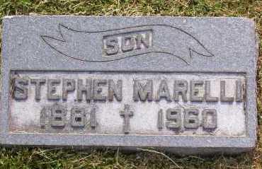 MARELLI, STEPHEN - Winnebago County, Illinois | STEPHEN MARELLI - Illinois Gravestone Photos