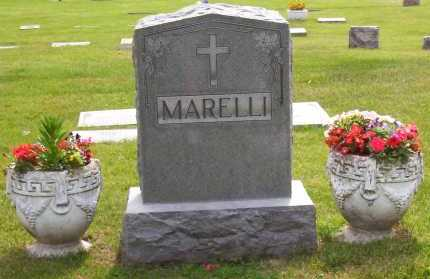 MARELLI, AURELIA - Winnebago County, Illinois | AURELIA MARELLI - Illinois Gravestone Photos