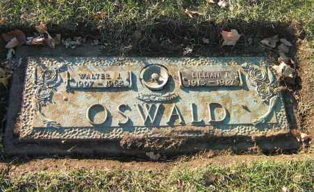 NICHOLSON OSWALD, LILLIAN I - Winnebago County, Illinois | LILLIAN I NICHOLSON OSWALD - Illinois Gravestone Photos