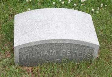 PETERS, WILLIAM - Winnebago County, Illinois | WILLIAM PETERS - Illinois Gravestone Photos