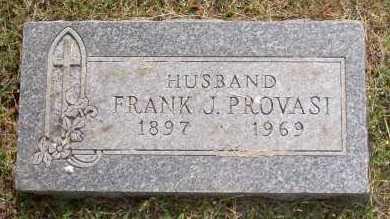 PROVASI, FRANK - Winnebago County, Illinois | FRANK PROVASI - Illinois Gravestone Photos