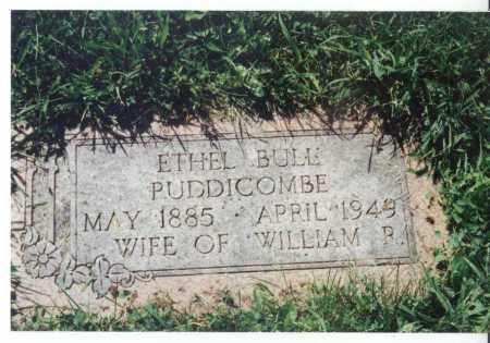 PUDDICOMBE, ETHEL - Winnebago County, Illinois   ETHEL PUDDICOMBE - Illinois Gravestone Photos