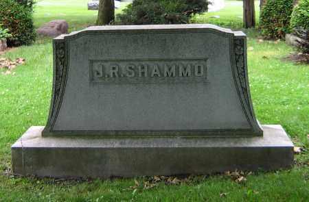 SHAMMO, J R FAMILY MONUMENT - Winnebago County, Illinois | J R FAMILY MONUMENT SHAMMO - Illinois Gravestone Photos