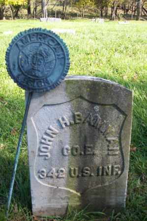 BAMMAN, JOHN H. - Woodford County, Illinois   JOHN H. BAMMAN - Illinois Gravestone Photos