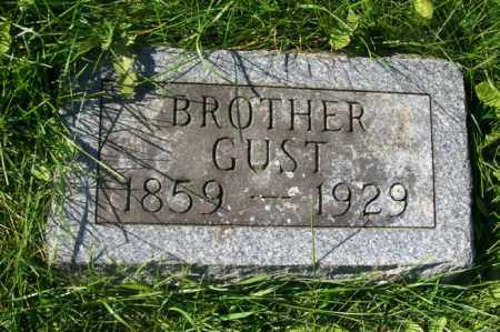 BRIESKE, GUST - Woodford County, Illinois | GUST BRIESKE - Illinois Gravestone Photos