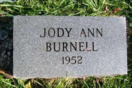 BURNELL, JODY ANN - Woodford County, Illinois | JODY ANN BURNELL - Illinois Gravestone Photos