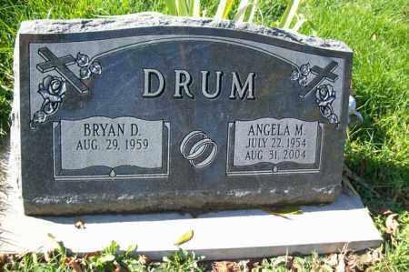 DRUM, ANGELA M. - Woodford County, Illinois | ANGELA M. DRUM - Illinois Gravestone Photos