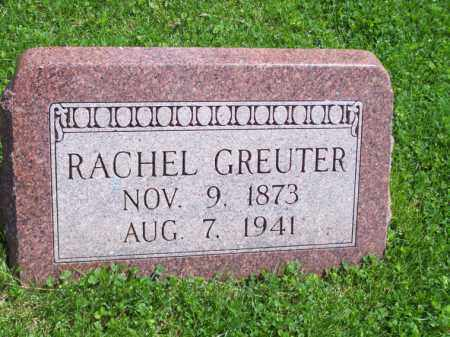 GREUTER, RACHEL - Woodford County, Illinois | RACHEL GREUTER - Illinois Gravestone Photos
