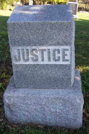 JUSTICE, RICHARD'S MONUMENT - Woodford County, Illinois | RICHARD'S MONUMENT JUSTICE - Illinois Gravestone Photos