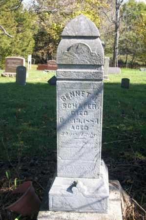 SCHAFER, BENNET J. - Woodford County, Illinois   BENNET J. SCHAFER - Illinois Gravestone Photos