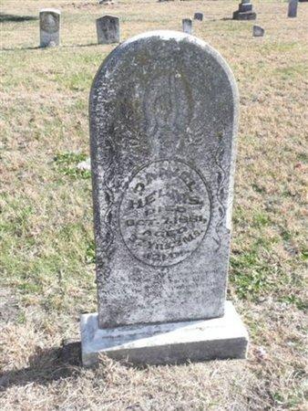 HELMS, DANIEL - Allen County, Kansas | DANIEL HELMS - Kansas Gravestone Photos