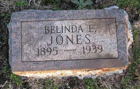 JONES, BELINDA - Allen County, Kansas | BELINDA JONES - Kansas Gravestone Photos