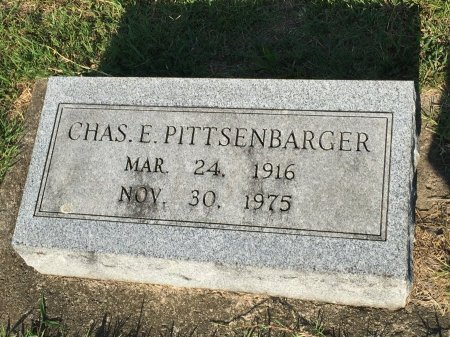 PITTSENBARGER, CHARLES EDWARD - Allen County, Kansas | CHARLES EDWARD PITTSENBARGER - Kansas Gravestone Photos
