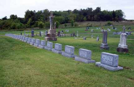 *OVERVIEW PRIEST MARKERS,  - Anderson County, Kansas    *OVERVIEW PRIEST MARKERS - Kansas Gravestone Photos