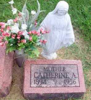 HERMRECK, CATHERINE ANN - Anderson County, Kansas | CATHERINE ANN HERMRECK - Kansas Gravestone Photos