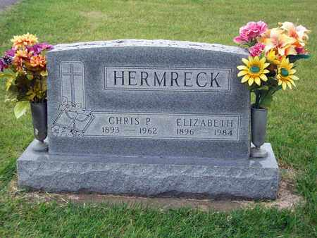HERMRECK, CHRISTOPHER PETER - Anderson County, Kansas | CHRISTOPHER PETER HERMRECK - Kansas Gravestone Photos