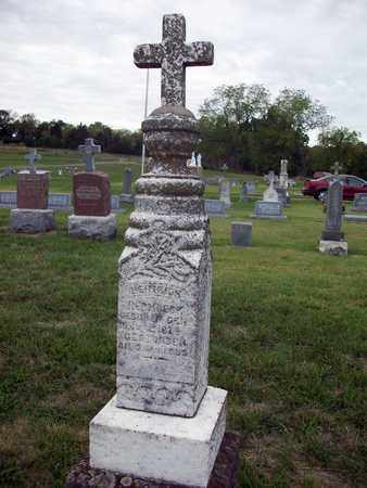 "HERMRECK, HEINRICH ""HENRY"" - Anderson County, Kansas | HEINRICH ""HENRY"" HERMRECK - Kansas Gravestone Photos"