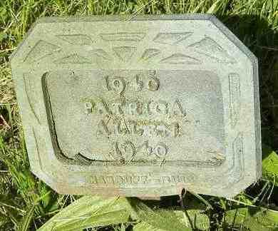 ALLEN, PATRICIA - Atchison County, Kansas | PATRICIA ALLEN - Kansas Gravestone Photos