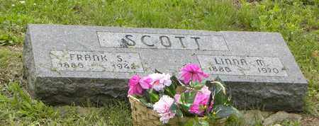 SCOTT, FRANK S - Atchison County, Kansas | FRANK S SCOTT - Kansas Gravestone Photos