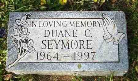 SEYMORE, DUANE C - Atchison County, Kansas | DUANE C SEYMORE - Kansas Gravestone Photos