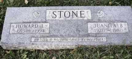 STONE, HOWARD L - Atchison County, Kansas | HOWARD L STONE - Kansas Gravestone Photos
