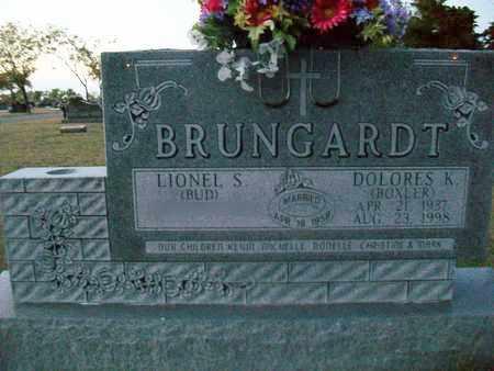 BOXLER BRUNGARDT, DOLORES K - Barton County, Kansas | DOLORES K BOXLER BRUNGARDT - Kansas Gravestone Photos