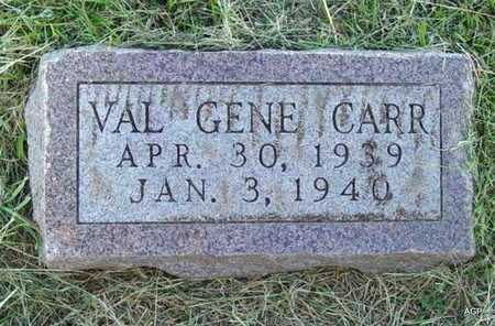 CARR, VAL GENE - Barton County, Kansas   VAL GENE CARR - Kansas Gravestone Photos
