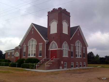 *CHURCH,  - Barton County, Kansas    *CHURCH - Kansas Gravestone Photos