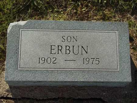 DECKERT, ERBAN - Barton County, Kansas   ERBAN DECKERT - Kansas Gravestone Photos