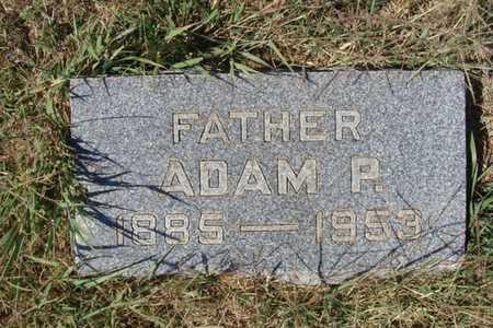 DIRKS, ADAM P - Barton County, Kansas | ADAM P DIRKS - Kansas Gravestone Photos