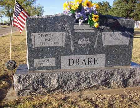 DRAKE, GEORGE F - Barton County, Kansas | GEORGE F DRAKE - Kansas Gravestone Photos