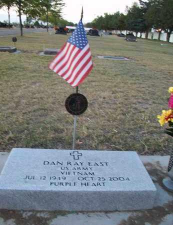 EAST, DAN RAY   (VETERAN VIET) - Barton County, Kansas | DAN RAY   (VETERAN VIET) EAST - Kansas Gravestone Photos