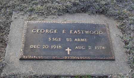EASTWOOD, GEORGE E  (VETERAN) - Barton County, Kansas | GEORGE E  (VETERAN) EASTWOOD - Kansas Gravestone Photos