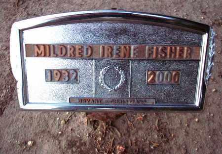 FISHER, MILDRED IRENE - Barton County, Kansas | MILDRED IRENE FISHER - Kansas Gravestone Photos