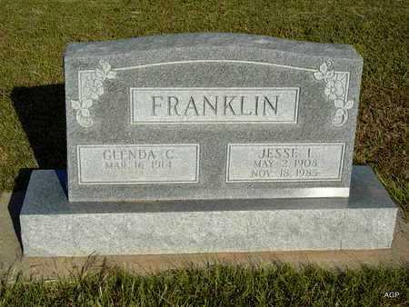 FRANKLIN, GLENDA C - Barton County, Kansas | GLENDA C FRANKLIN - Kansas Gravestone Photos