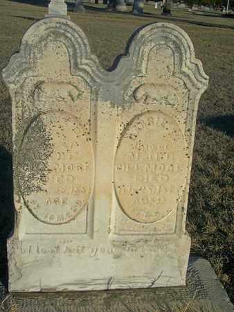 GILLMORE, ARTHUR BENJAMIN - Barton County, Kansas | ARTHUR BENJAMIN GILLMORE - Kansas Gravestone Photos