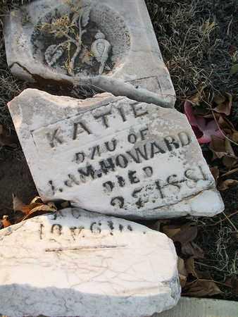 HOWARD, KATIE - Barton County, Kansas | KATIE HOWARD - Kansas Gravestone Photos