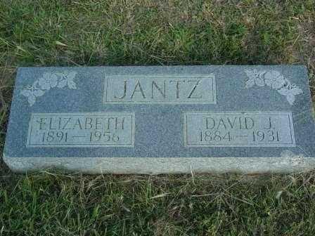 JANTZ, DAVID J - Barton County, Kansas | DAVID J JANTZ - Kansas Gravestone Photos